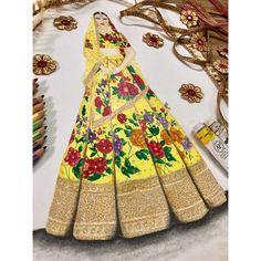 Dress Design Drawing, Dress Design Sketches, Fashion Design Sketchbook, Fashion Design Drawings, Fashion Sketches, Art Sketches, Indian Fashion Dresses, Fashion Drawing Dresses, Fashion Illustration Dresses