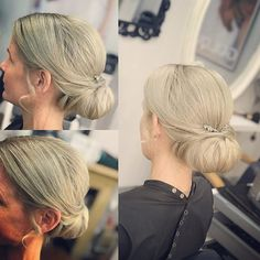 A beautiful hair up for a lovely lady whos off to Wimbledon tomorrow! #hairup #hairsalon #beautiful #hairstylist #hairstyles #hairbykiyani #wimbledon #sunshine #successfulsaturday