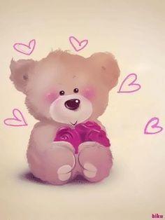 LOVE-FILLED TEDDY BEAR