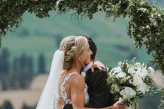 Real Weddings, Wedding Dresses, Flowers, Image, Collection, Style, Fashion, Bride Dresses, Swag