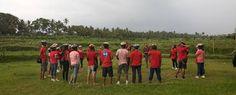 Ice Breaking Program Outbound Bali Dengan Kombinasi Cycling di Bongkasa