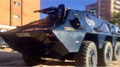La Policía Nacional modifica blindados para el 1-O – Okey Noticias