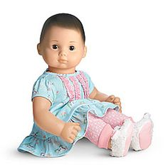 American Girl® Clothing: Bitty Lambie PJ's for Dolls