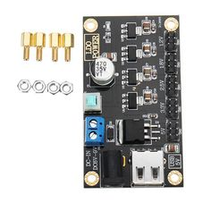 Circuits The Best Claite 1pc 2.5-5.5v Ttp223 Capacitive Touch-switch Button Self Lock Module For Arduino Circuits