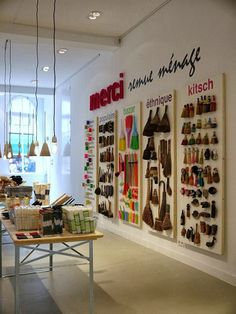 """Amsterdam: A personal city guide :: MERCI pop up store 