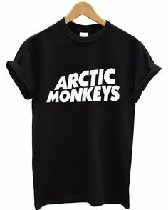Arctic monkeys T-shirt   shop