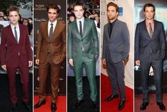 Rob in suit