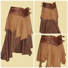 Elven Battle Skirt