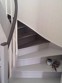Silkeline: Trapp før og nå Stairs, Home Decor, Stairway, Decoration Home, Room Decor, Staircases, Home Interior Design, Ladders, Home Decoration