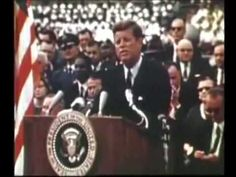 JFK   We choose to go to the Moon, full length