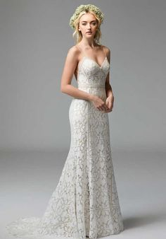 Willowby by Watters Vivienne 57128 Wedding Dress photo