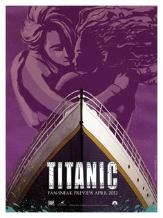 The first 100 moviegoers to Titanic on opening day who show their ticket stub at Celebration Cinema will get a Collector's Edition Titanic Litho! Titanic Movie Poster, Titanic Movie Facts, Love Movie, Movie Tv, Celebration Cinema, Movies Worth Watching, Alternative Movie Posters, Cinema Posters, Artists