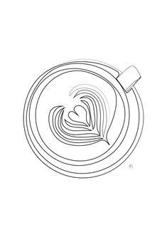 How To Draw A Mug Step By Step Mug Drawing Mugs Drawings