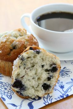Healthy Blueberry Muffins with Weight Watchers PointsPlus Do you have a weak spot for blueberry muffins? I have loved them for as long as I can remember but I don't indulge in them very often. Blueberries are healthy but the blueberry muffins found in today's bakery cases are not! They are huge calorie and sugar bombs that my body really doesn't appreciate. Sure, they taste good, but within an h...