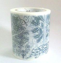 mt Washi Masking Tape  Imagine  mina perhonen  by craftyjapan, $20.50