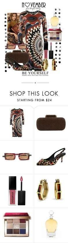 """""""..."""" by sixtystyle on Polyvore featuring PAM, Emilio Pucci, Inge Christopher, Pierre Cardin, Dolce&Gabbana, Smashbox, Bling Jewelry, Bobbi Brown Cosmetics, EB Florals and contest"""