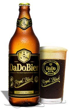 ! I´ve already drank this beer ! From BraSil ! [DadoBier Royal Black - Traditional Bock - 5.5%abv]