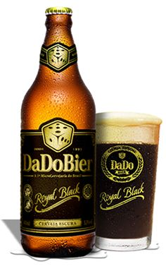 ! I´ve already drank this beer ! From BraSil ! [DadoBier Royal Black - Traditional Bock - 5.5%abv]