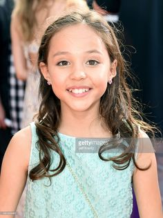 Actress Breanna Yde arrives at Nickelodeon's 27th Annual Kids' Choice Awards at USC Galen Center on March 29, 2014 in Los Angeles, California.
