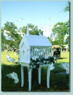 houston funeral dove releases