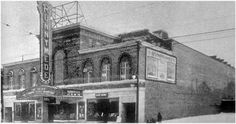 Runnymede Theatre, Bloor St and Runnymede Rd. Toronto, ON, Canada