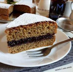Easy Cake Recipes, Sweet Recipes, Dessert Recipes, Plum Cake, Velvet Cupcakes, Italian Desserts, Food To Make, Bakery, Red Velvet