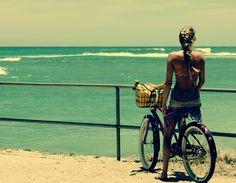 boho beach babe