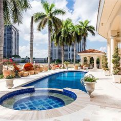 Florida's type of pools