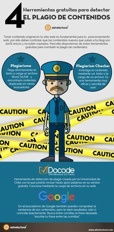 4 Herramientas gratuitas para detectar el Plagio de Contenidos