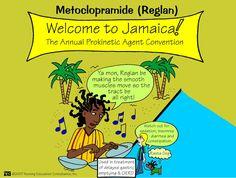 Nursing Mnemonics and Tips: Metoclopramide (Reglan)