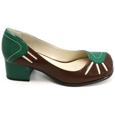 Sapato Retrô Sparks - ZPZ SHOES