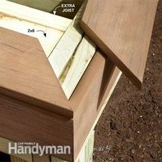 How to Build a Deck With Composites | The Family Handyman