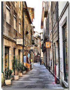 rua tipica