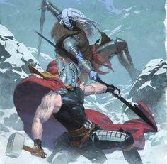 Thor Vs Malekith