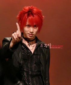 Heechul (희철) of Super Junior. One of the few people who has changed their hair almost as much as me...
