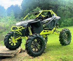 Polaris Off Road, Polaris Atv, Polaris Ranger, Transportation Technology, Bone Stock, Atv Riding, Off Road Adventure, Four Wheelers, Green Monsters