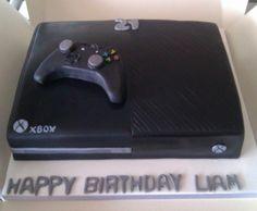 xbox one cake - *