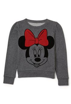 Minnie Mouse® Sweatshirt (Kids) | FOREVER21 girls - 2002246032#WishPinWin #ForeverHoliday