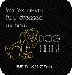 Dog lover rhinestone bling download DIY bling by BeyondtheBlingUSA, $5.50