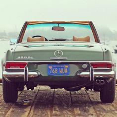 Mercedes 280 SL jetzt neu! ->. . . . . der Blog für den Gentleman.viele interessante Beiträge  - www.thegentlemanclub.de/blog