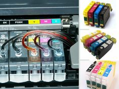 If you are going to purchase #EpsonXP205InkCartridge from an online store, always make your shop from a reputable store that has the entire printer model listed and you can easily look for the one you want and click on it. You will find a lot of options to purchase or refill the ink or toner you want.
