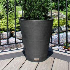 Fluted Zinc Planters ; Gardenista Williams Sonoma | Planters, Ceramics,  Tableware | Pinterest | Zinc Planters, Planters And Gardens