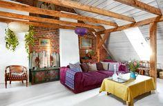 3-pokojowe mieszkanie w przedwojenym domu na Żolibożu - Dom
