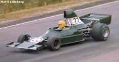 1974 GP Kanady (Mike Wilds) Ensign N173 - Ford