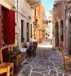Naxos island~Kikladhes~Greece