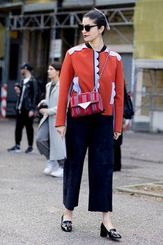 Street Style Milán. Día 4