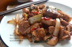 炒五花肉 삼겹살볶음食譜、作法 | 韓國餐桌的多多開伙食譜分享