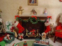 Miniature Christmas Tutorials & Printables