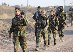 324 Best Peshmarga Images Kurdistan The Kurds Female Fighter