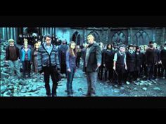 Harry Potter and the Deathly Hallows Part 2 Unreleased Extended Scene - . Harry Potter Parties, Harry Potter 7, Anecdotes Sur Harry Potter, Deathly Hallows Part 2, Ginny Weasley, Voldemort, Mischief Managed, Draco